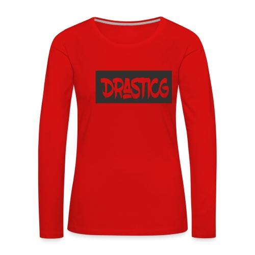 Drasticg - Women's Premium Longsleeve Shirt