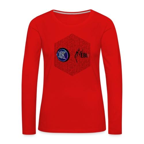 Dos Diseños - Women's Premium Longsleeve Shirt