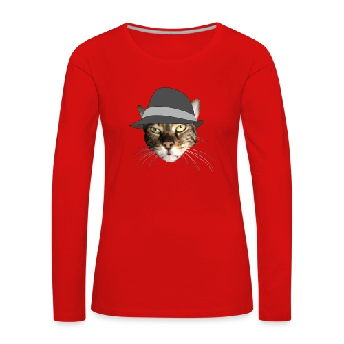 george hat - Women's Premium Longsleeve Shirt