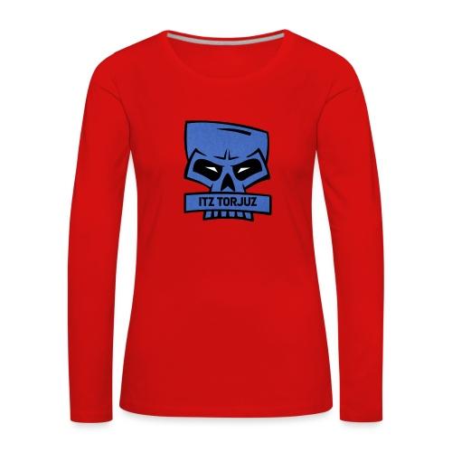 Itz Torjuz - Premium langermet T-skjorte for kvinner