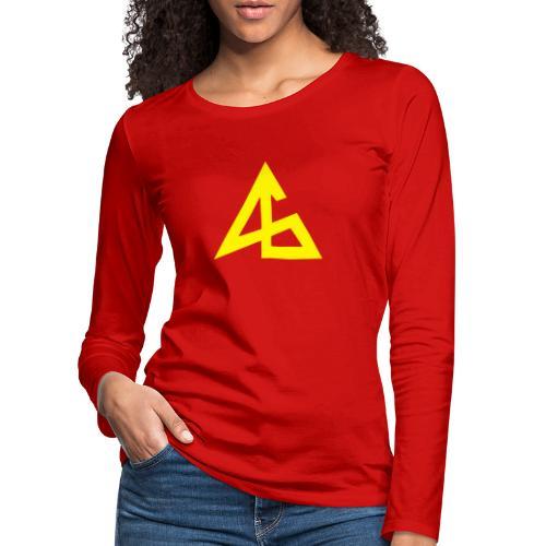 Andemic - T-shirt manches longues Premium Femme