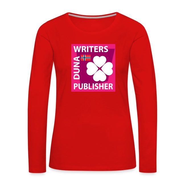 Duna Writers Publisher Pink