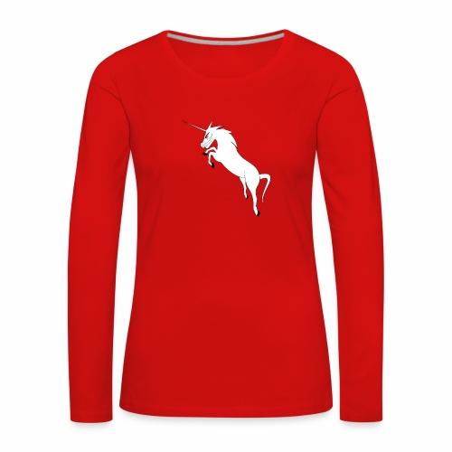 Oh yeah - T-shirt manches longues Premium Femme