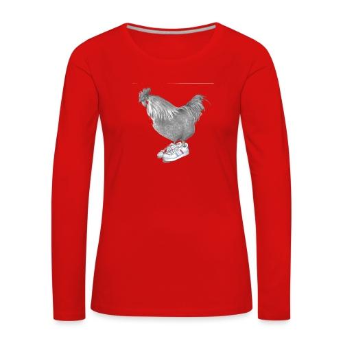 cocorico - T-shirt manches longues Premium Femme