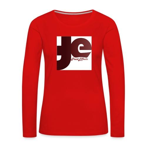 company logo - Women's Premium Longsleeve Shirt