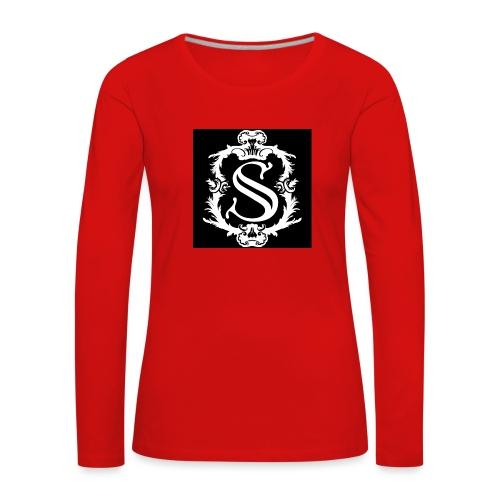 salvatore's - Women's Premium Longsleeve Shirt