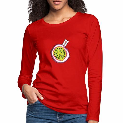 Brewski Passionfeber ™ - Women's Premium Longsleeve Shirt