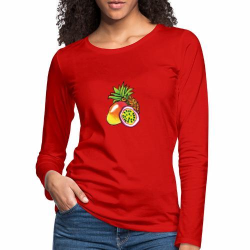 Brewski Pango ™ - Women's Premium Longsleeve Shirt