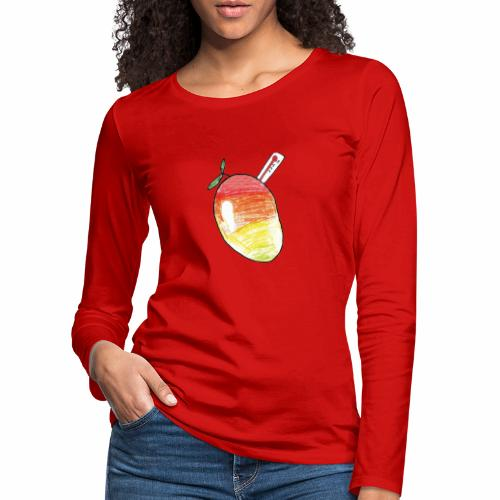 Brewski Mangofeber ™ - Women's Premium Longsleeve Shirt