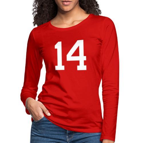 14 HEINRICH Michael - Frauen Premium Langarmshirt