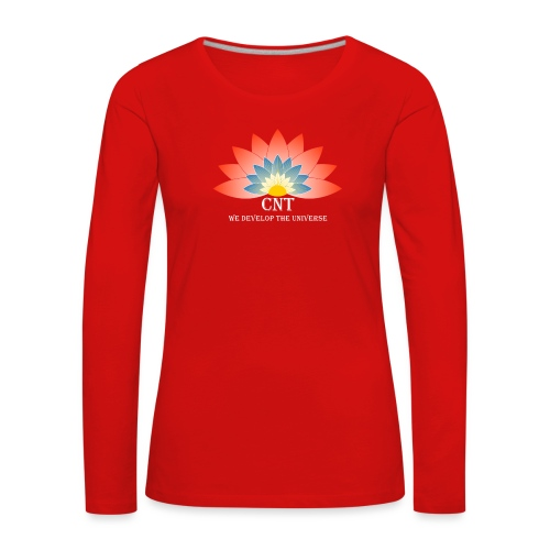 Support Renewable Energy with CNT to live green! - Women's Premium Longsleeve Shirt