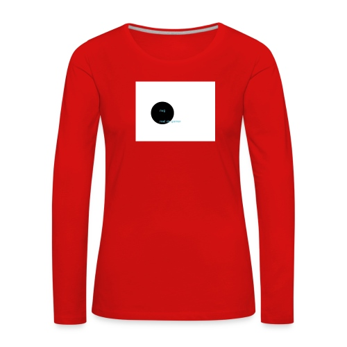 roel de gamer - Vrouwen Premium shirt met lange mouwen