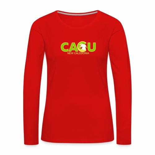 venus - T-shirt manches longues Premium Femme