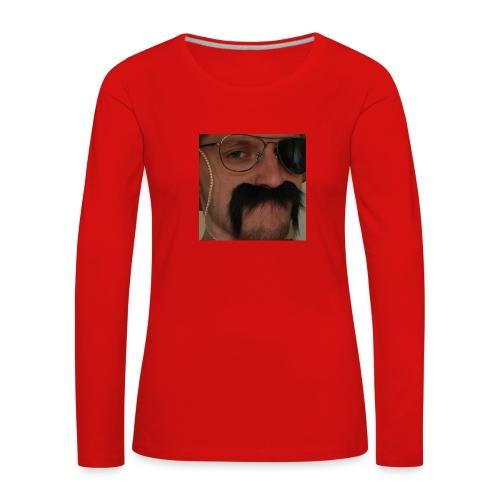 Bigface Moldave Mexicano édition - T-shirt manches longues Premium Femme