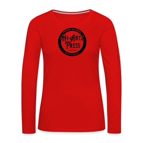 haplogofinalw2 - Women's Premium Longsleeve Shirt