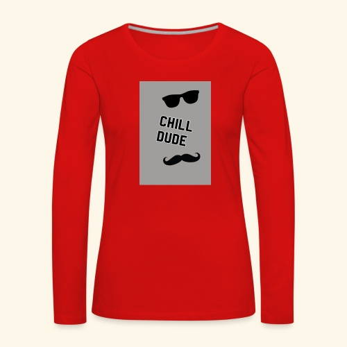 Cool tops - Women's Premium Longsleeve Shirt