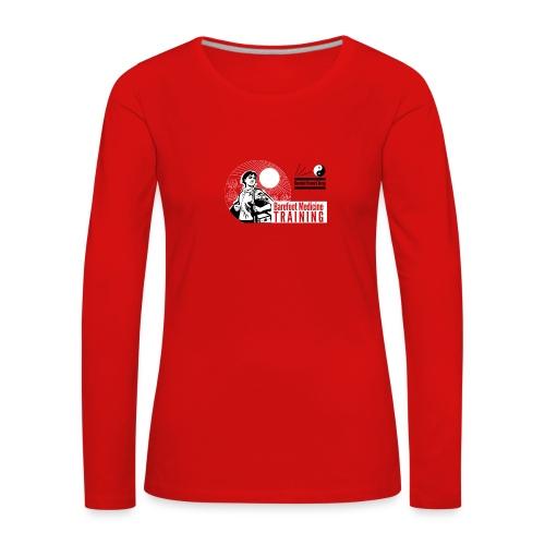 Barefoot Forward Group - Barefoot Medicine - Women's Premium Longsleeve Shirt
