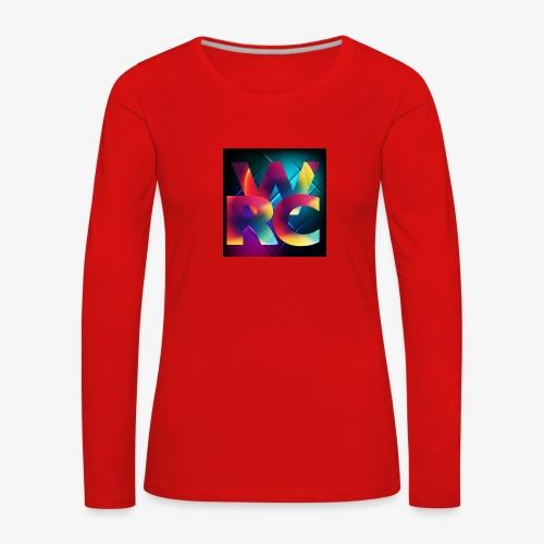 WeaRCore - T-shirt manches longues Premium Femme