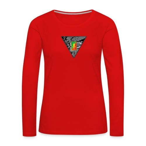 2ème REP - T-shirt manches longues Premium Femme