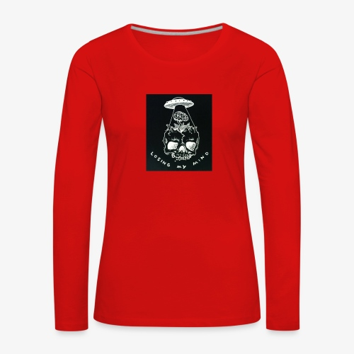 26913748 1995453694056688 1224999897 n - T-shirt manches longues Premium Femme