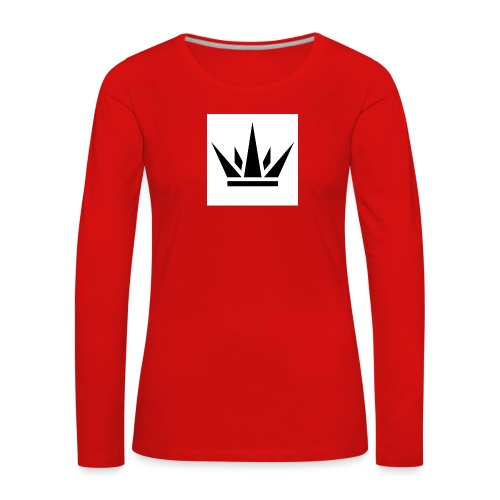 King T-Shirt 2017 - Women's Premium Longsleeve Shirt