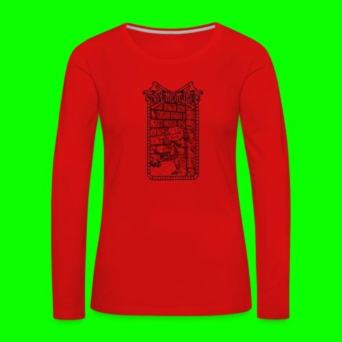 Return to the Dungeon - Women's Premium Longsleeve Shirt