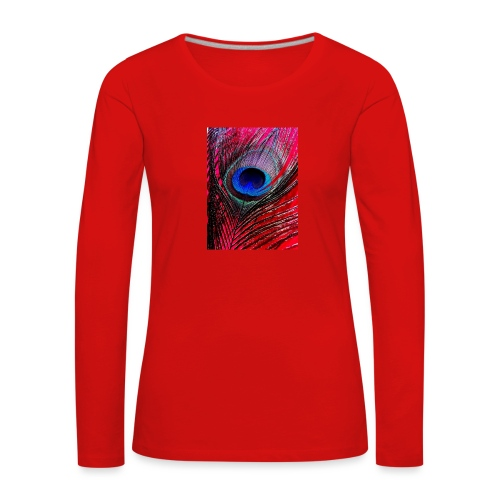 Beautiful & Colorful - Women's Premium Longsleeve Shirt