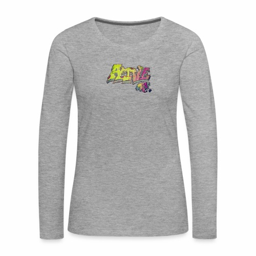 ALIVE TM Collab - Women's Premium Longsleeve Shirt