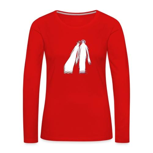 fatal charm - hi logo - Women's Premium Longsleeve Shirt