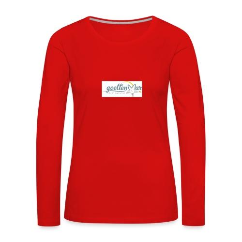 goettenmar - Frauen Premium Langarmshirt