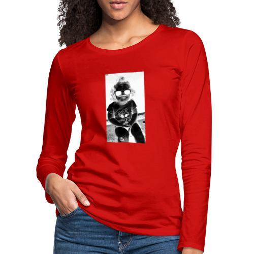 D3 - Women's Premium Longsleeve Shirt