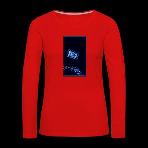 It's Electric - Women's Premium Longsleeve Shirt