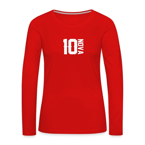 Nova 10 Jumper - Women's Premium Longsleeve Shirt