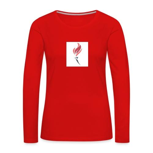Torched Senkron - Women's Premium Longsleeve Shirt