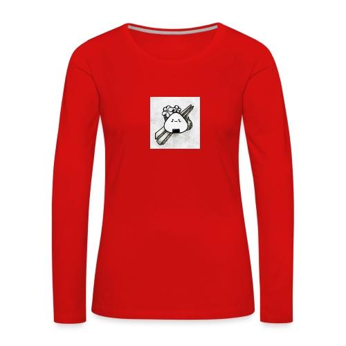 c26f58f9 6b9d 471a bcc6 3a15281adc45 - Maglietta Premium a manica lunga da donna