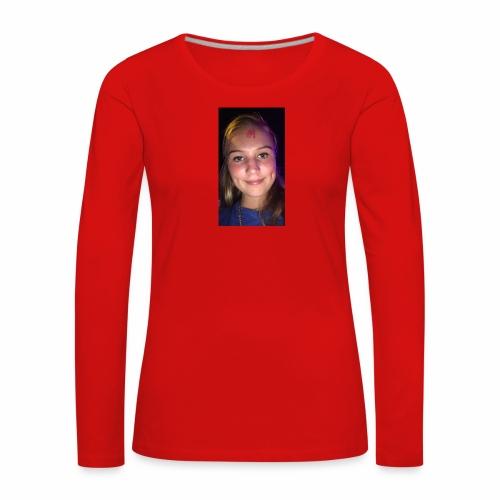 Anouktzj - Vrouwen Premium shirt met lange mouwen