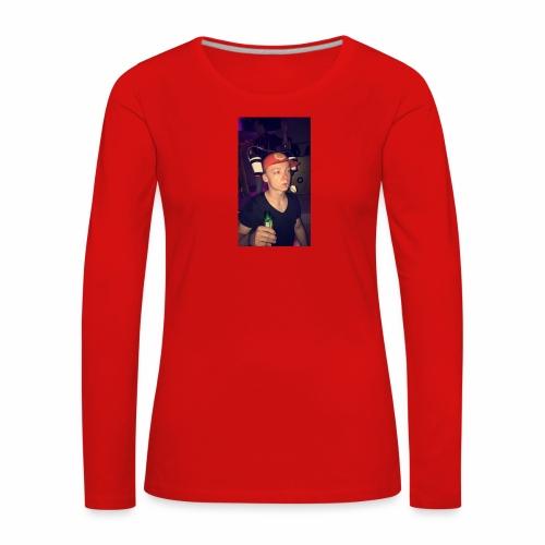 Jiptjz - Vrouwen Premium shirt met lange mouwen