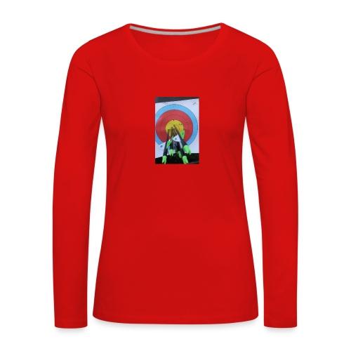 F1C5C2F0 28A3 455F 8EBD C3B4A6A01B45 - Premium langermet T-skjorte for kvinner