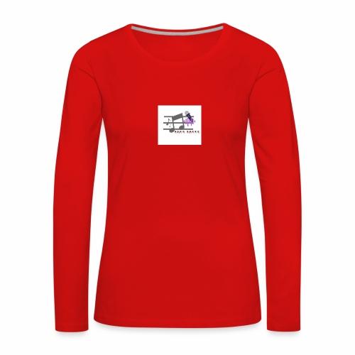 Arte h07 - Camiseta de manga larga premium mujer
