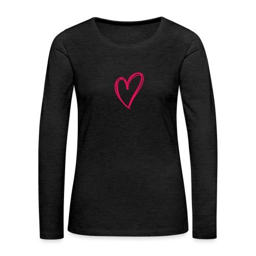 hartje03 - T-shirt manches longues Premium Femme