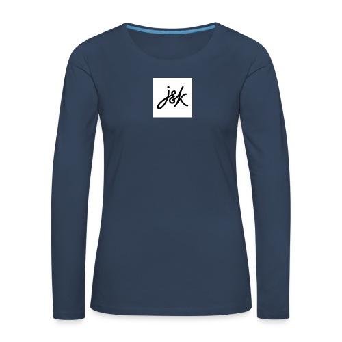 J K - Women's Premium Longsleeve Shirt