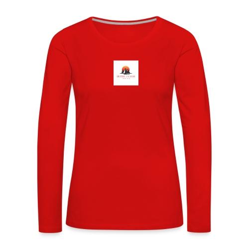 III.FIRE-Z.E.R.III - T-shirt manches longues Premium Femme
