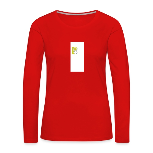 LogoTS - Frauen Premium Langarmshirt