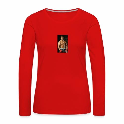 c'est moi - T-shirt manches longues Premium Femme