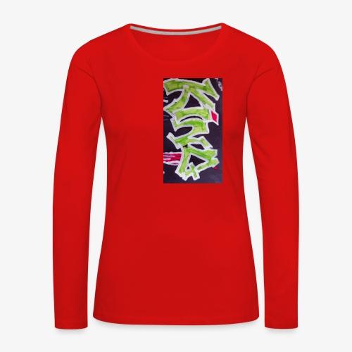 15279480062001484041809 - T-shirt manches longues Premium Femme