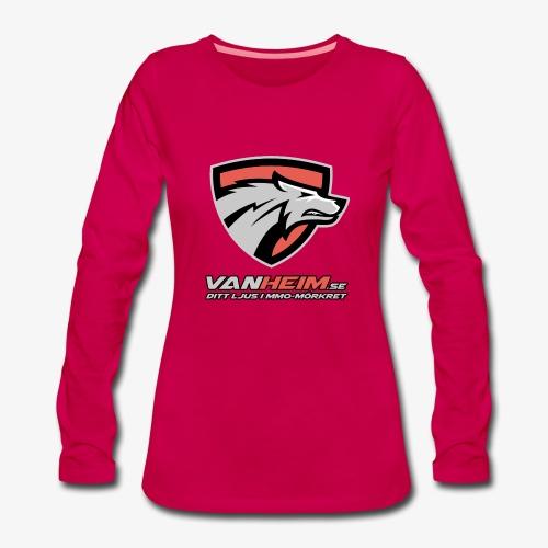 Vanheim Premium - Långärmad premium-T-shirt dam