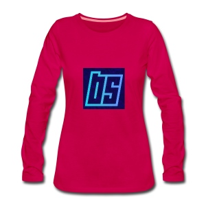 backgrounder_-17- - Women's Premium Longsleeve Shirt