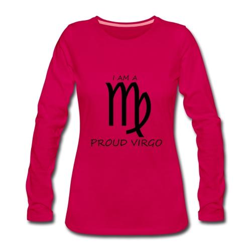 VIRGO - Women's Premium Longsleeve Shirt