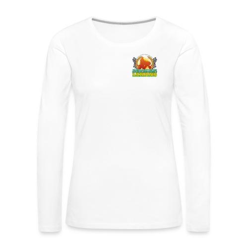 LeMans merkki spreadshirt - Women's Premium Longsleeve Shirt