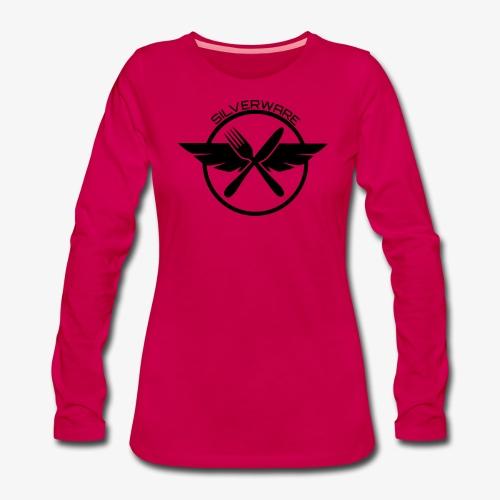 Silverware collection - Women's Premium Longsleeve Shirt